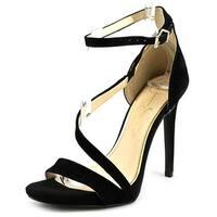 Jessica Simpson Rayli Women Black Sandals