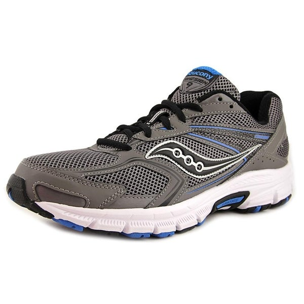 1cff9854998a Shop Saucony Grid Cohesion 9 Women Round Toe Synthetic Running Shoe ...