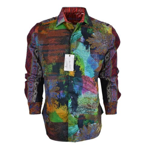 Robert Graham RILEY'S DREAM Embroidered Classic Fit Limited Edition Shirt