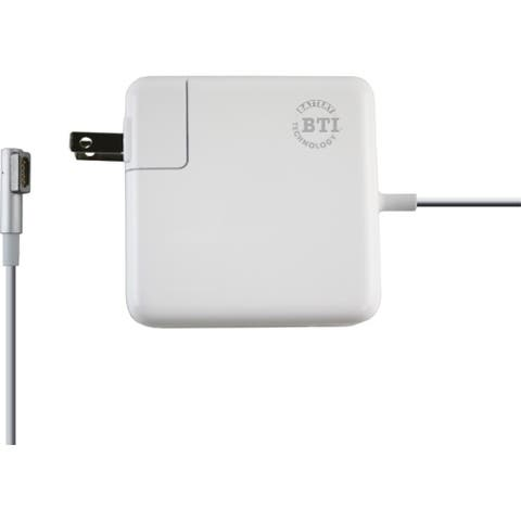 BTI AC-1990MAG BTI AC Adapter for Apple Macbook Pro MB470LL/A - 85 W Output Power - 18.5 V DC Output Voltage - 4.60 A Output
