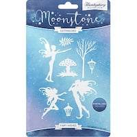 Hunkydory Moonstone Dies-Fairy Wishes