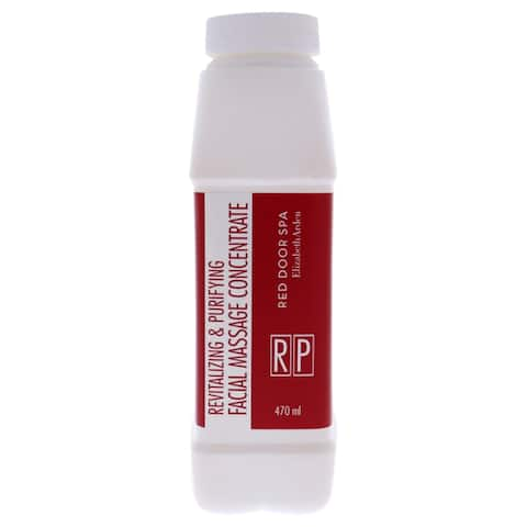 Elizabeth Arden Red Door Spa Revitalizing And Purifying Facial Massage Concentrate Treatment 15 89 Oz