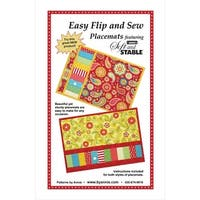 Patterns By Annie-Easy Flip And Sew Placemats