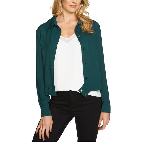 1.State Womens Embroidered Jacket