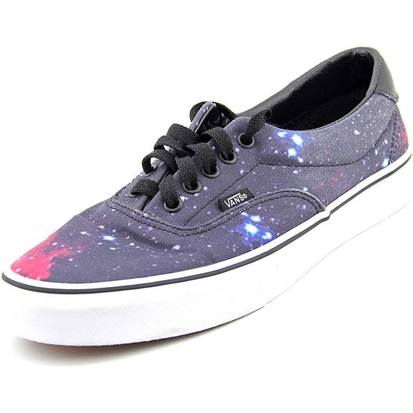 Vans Era 59 Men  Round Toe Canvas Black Sneakers