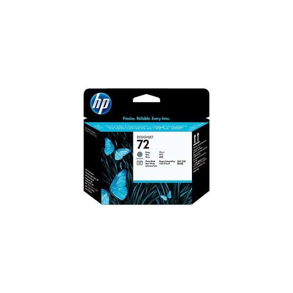 HP 72 Gray and Photo Black DesignJet Printhead (C9380A) (Single Pack)