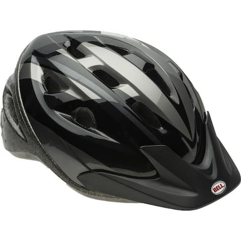 Bell 7060097 Adult Rig Bike Helmet, Black