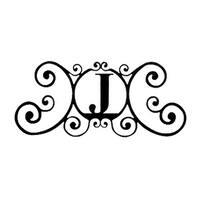 House Plaque Letter J