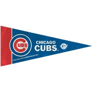 Chicago Cubs Mini Pennants 8 Piece Set