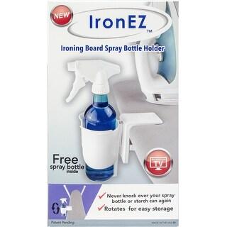 As Seen On Tv Ironez Ironing Board Spray Bottle Holder-