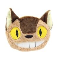 "Totoro Cat Bus 5"" Plush Coin Purse - Multi"