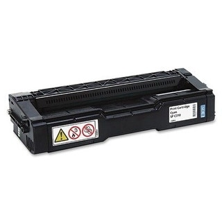 Ricoh High Yield Toner Cartridge, Cyan (406476)