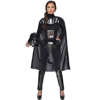 Rubies Darth Vader Female Adult Costume - Solid
