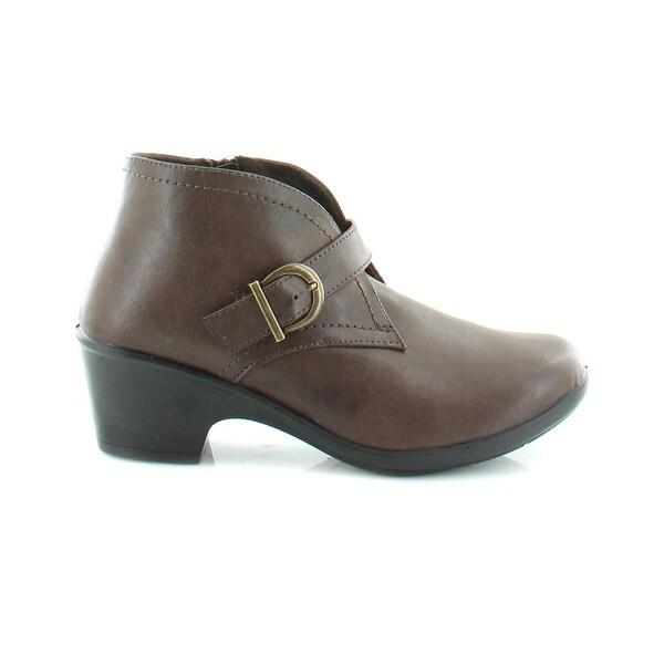 Easy Street Banks Women's Boots Brown - 7