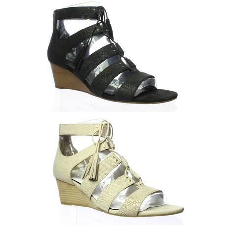 UGG Womens Yasmin Wedge Heeled Sandals