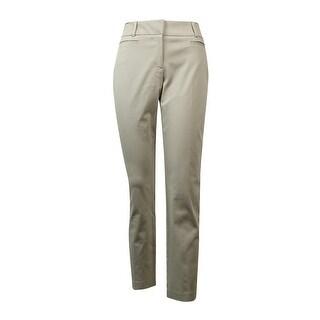 Style & Co. Women's Slim Leg Cropped Pants