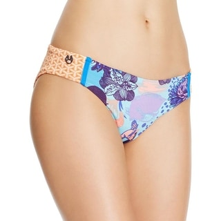 Maaji Womens Mid-Rise Printed Swim Bottom Separates