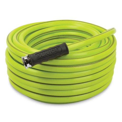 "Sun Joe AJH58-75 75-Foot 5/8"" Heavy-Duty Garden Hose"