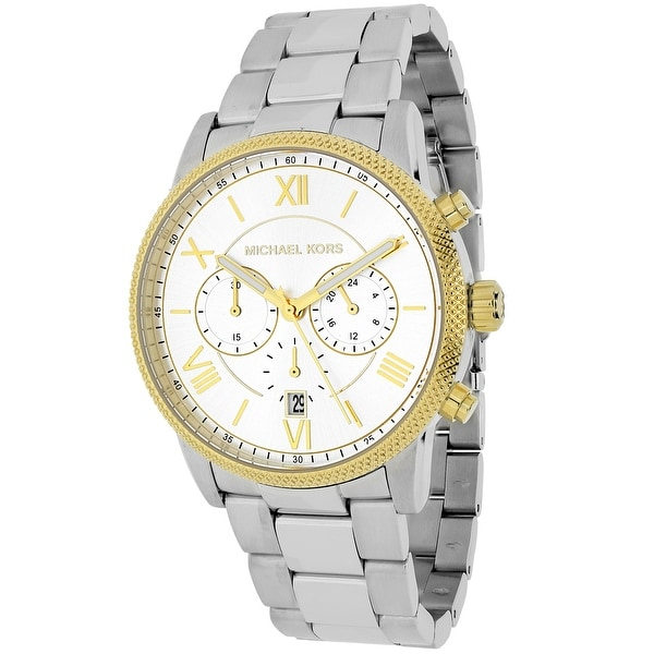 e1e1923105c65 Shop Michael Kors Men  s Hawthorne - MK8396 Watch - Free Shipping Today -  Overstock - 26483395