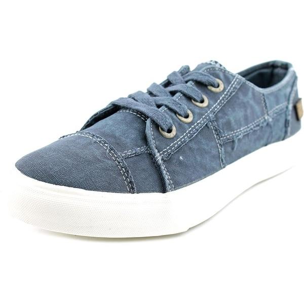 Blowfish Mercado Women Canvas Blue Fashion Sneakers