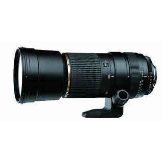 Tamron Auto Focus 18-270mm f/3.5-6.3 VC PZD All-In-One Zoom Lens for Canon DSLR, Model BOO8E (International Model)