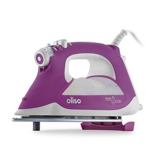 Oliso TG1100 Smart Iron with iTouch® Technology (Orchid)