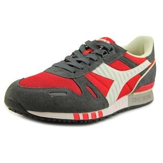 Diadora Titan II Men Round Toe Synthetic Red Sneakers
