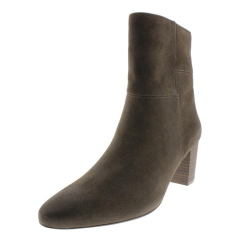 Rockport Womens Gail Patch Booties Ankle Boots