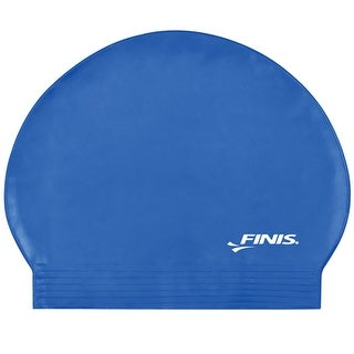 FINIS Latex Swim Cap - Blue
