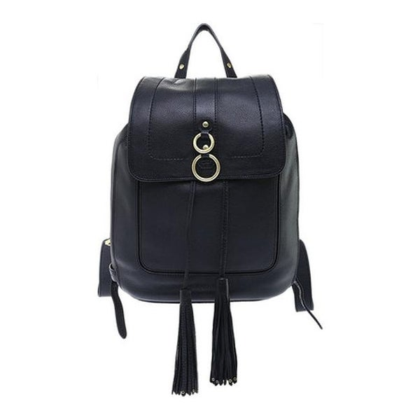 Luggage   Bags     Bags     Backpacks. Cole Haan Women  x27 s Cassidy  Backpack Black Pebble Leather - US Women   97f49d958c611