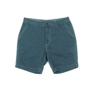 Nautica Mens Modern Fit Textured Casual Shorts - 30