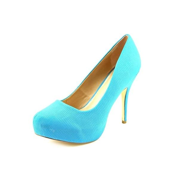 Shop Mix No 6 Sarti Open Toe Synthetic Platform Heel - Free Shipping ... 8094bfc23882