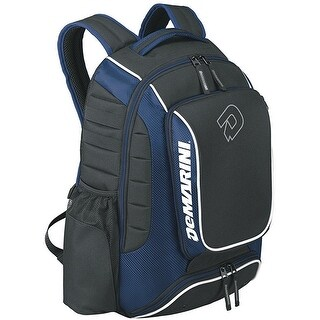 DeMarini Momentum Backpack (Navy Blue)