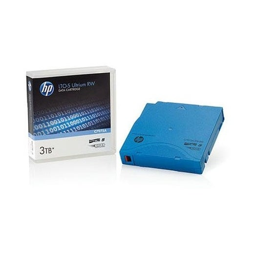 Hp Lto-5 C7975a Ultrium 3Tb Rw Data Cartridge Light Blue