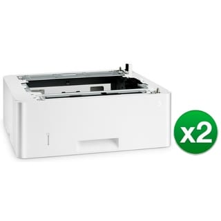 HP media tray / feeder  550 sheets D9P29A (2-Pack) Large Format Printer Accessory