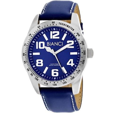 Roberto Bianci Men's Achille RB55091 Blue Dial Watch