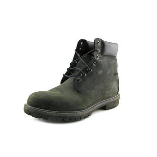 Timberland 6 Inch Prem Round Toe Leather Boot