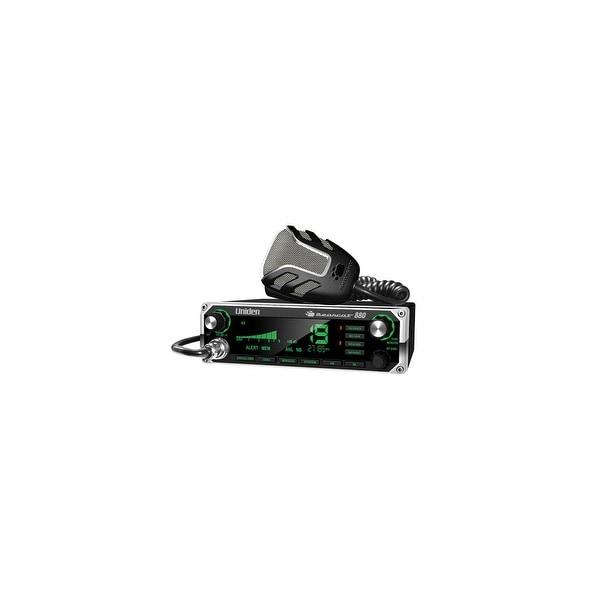 Uniden Bearcat 880 CB Radio with 7 Color Backlit Display & NC Mic