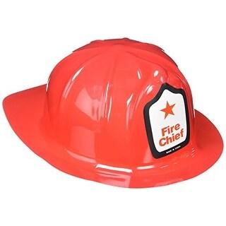 Rhode Island Novelty Adult Fireman Economy Hat, 12