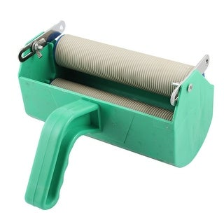 Single Color Decoration Painting Machine for 7 Inch Roller Brush
