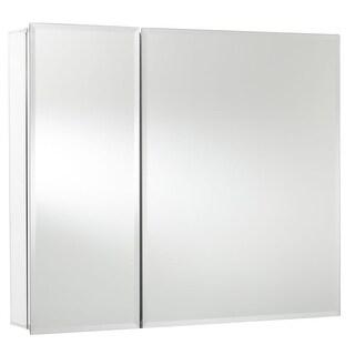 "Jacuzzi PD44000 26"" H x 30"" W x 5-1/4"" D Double Door Medicine Cabinet - N/A"