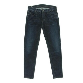 Citizens of Humanity Womens Avedon Ankle Jeans Dark Wash Skinny
