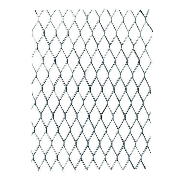 Wire Form   Shop Amaco Wireform Aluminum Gallery Expandable Metal Mesh 1 4 In