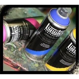 Liquitex 4450500 Professional Spray Paint, Medium Magenta - 400ml