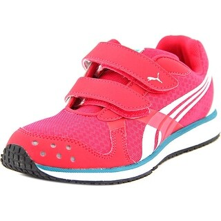 Puma FAAS 300 V2 Kids Youth Round Toe Synthetic Sneakers