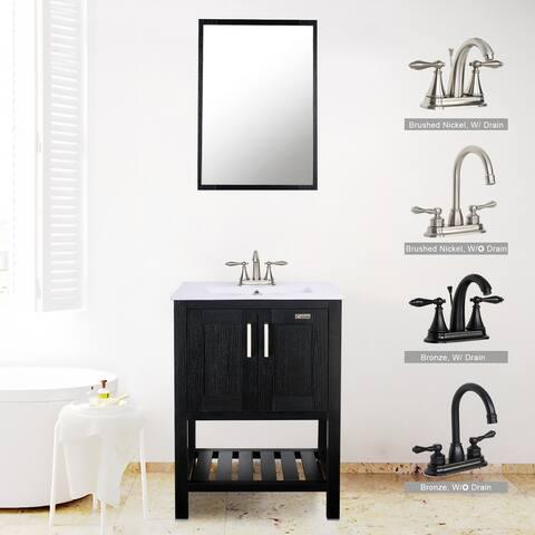 TiramisuBest Bathroom Vanity PW-1139