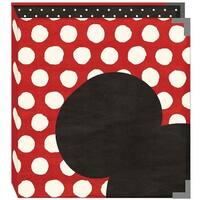 Simple Stories SNAP7935 Snap Decorative Binder, 6 x 8 in.