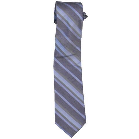 Calvin Klein Mens Neck Tie Silk Blend Business - O/S