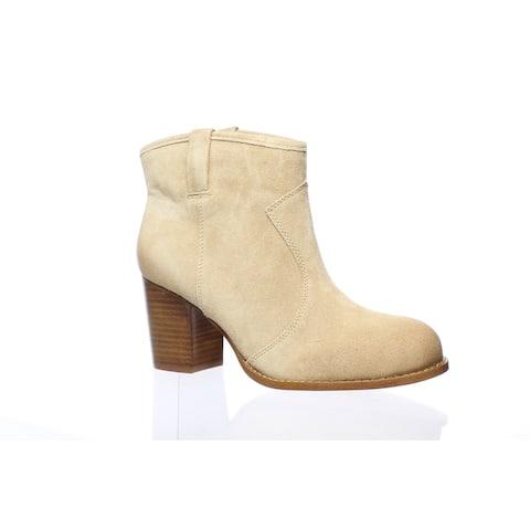 Splendid Womens Lakota Nut Ankle Boots Size 10