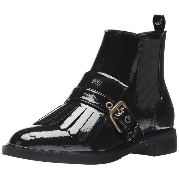 de7a30f0583 Shop Marc Fisher Womens Brigitas2 Almond Toe Ankle Chelsea Boots ...